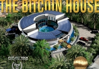 Bitcoin house for sale UK