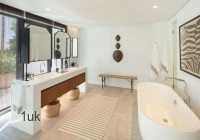 Bathroom in family residence located in Nueva Andalucia