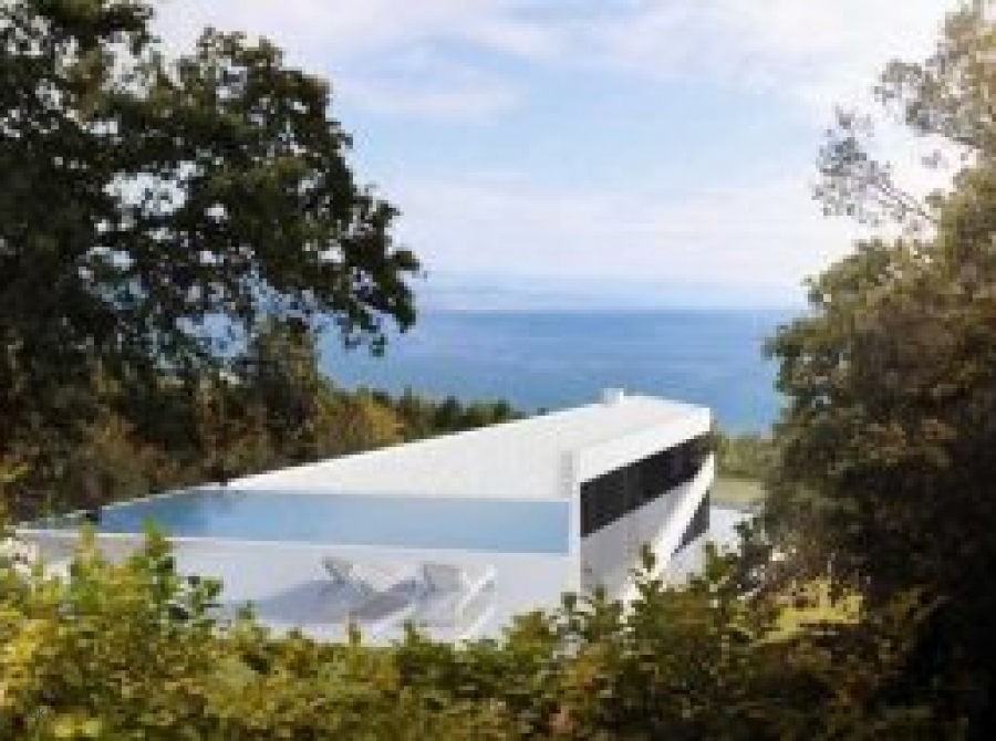Unique Modern Villa with Spectacular View of Opatija and Kvarner, 400m2
