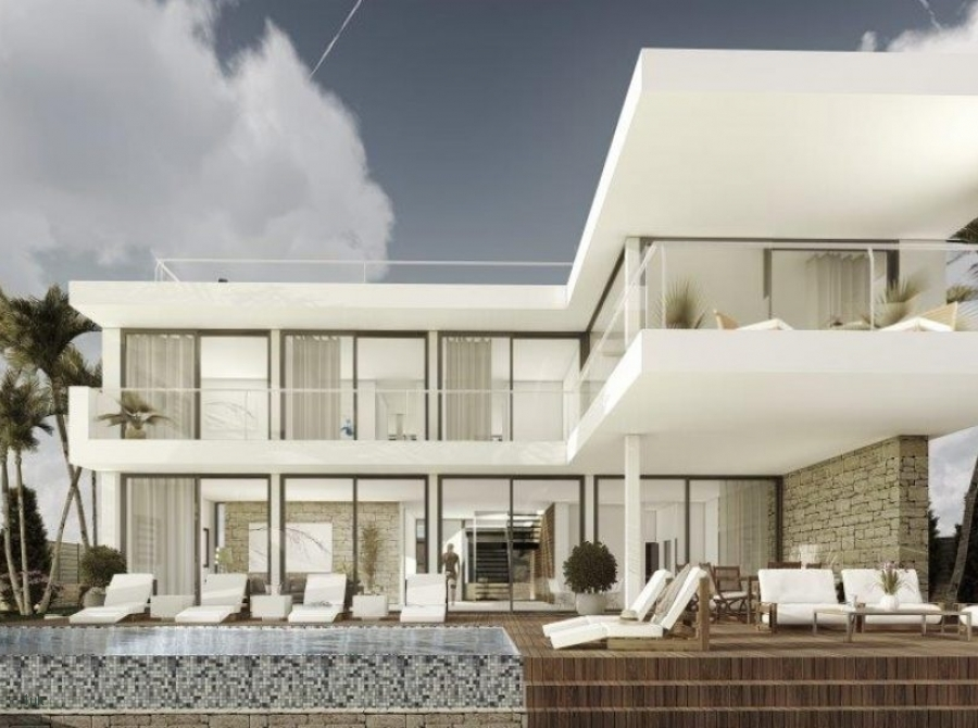 'State of the Art' Villa in Cala Vinyes